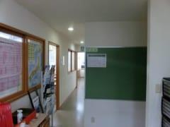 光台校 教室内 廊下