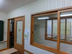 光台 教室風景